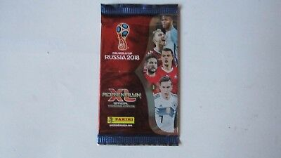 panini FIFA WORLD CUP RUSSIA  2018 ADRENALYN XL - 20 Booster mit je 5 Karten