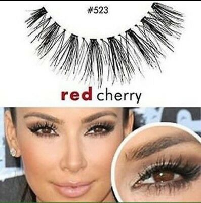Faux Cils RED CHERRY 523 Neuf Envoi 24h