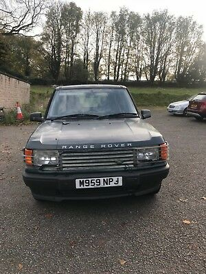 1995 Land Rover Range Rover P38 (Spares and Repairs)