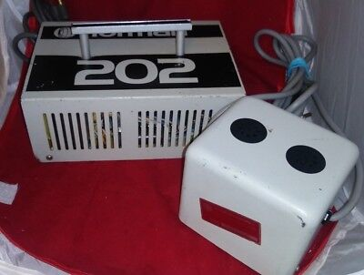 NORMAN 202 POWER PACK  No Lamp (see descript) Preowned