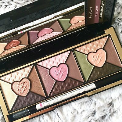 Too Faced Love Palette - NIB - Authentic - Free Shipping