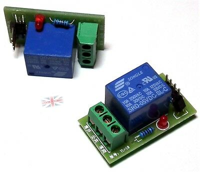 Buy 1 Channel 5V Relay Module for Arduino PIC ARM DSP AVR Electronic - SALE