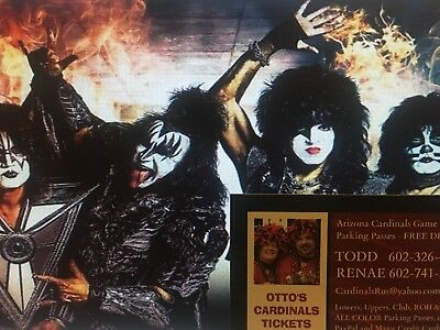 KISS End of the Road Tour Tickets - February 13th 2019 Gila River Arena Glendale