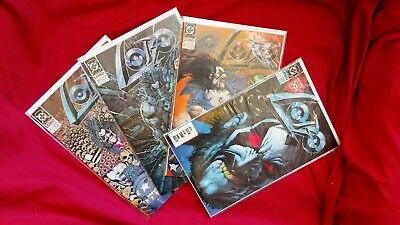 Lobo 1-4 Complete Limited Series DC 1990 NM