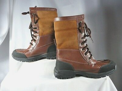 a19c3224f16 UGG EVENT SHEARLING Vibram sole winter snow boots womens 7 - $33.74 ...