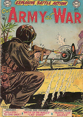 OUR ARMY AT WAR (1952 Series) #16