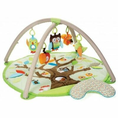 Skip Hop Baby Treetop Friends Activity Gym Mat (17 activities, 2 min assembly)
