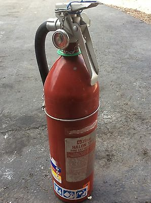 9lb Halon 1211 FIRE Extinguisher Fully Charged