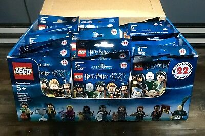 LEGO 71022 Harry Potter Lot Of 60 NEW Sealed Figures Included -NO BOX**