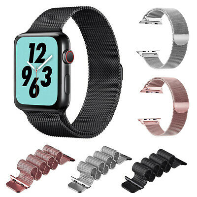 Edelstahl Armband 40mm/44mm Uhrenarmband Watch Strap Apple Watch iWatch Serie 4