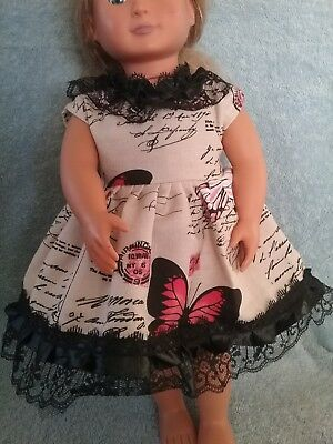 """American 18""""our Generation Doll Dress"""