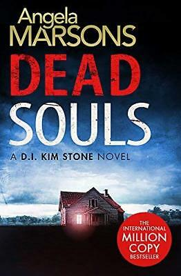 Dead Souls by Angela Marsons New Paperback / softback Book