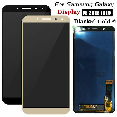 For Samsung Galaxy J8 (2018) J810 LCD Touch Screen Digitizer Display Replacement