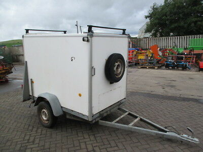 Box Van Trailer