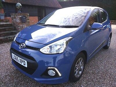 2015(65) Hyundai I10 1.2 (87ps) Premium Automatic ONLY 3083 Miles!!!