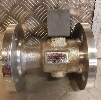 "Worcester 2"" Ball Valve Stainless Steel"