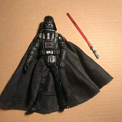 Star Wars Darth Vader Empire Strikes Back Action Figure with Removable Helmet