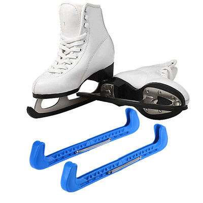 1 Pair Ice Skate Walking Blade Guards Adjustable Hockey Figure Protector Covers