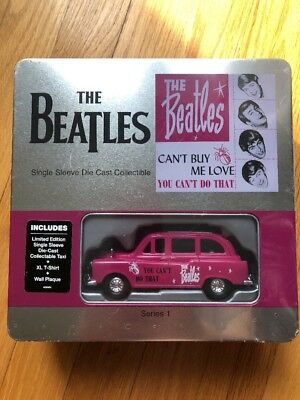The Beatles Limited Edition Can't Buy Me Love Collectors Tin - NEW