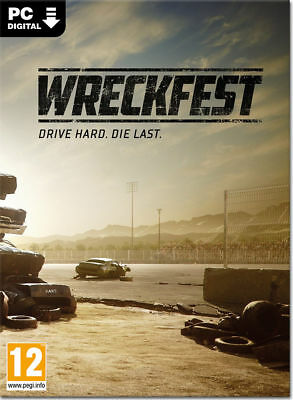 Download Code Wreckfest, PC-Gamekey