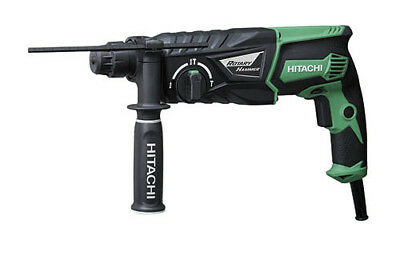 Hitachi DH26PX 3 Mode 830 Watt 110 Volt SDS Plus Hammer Drill