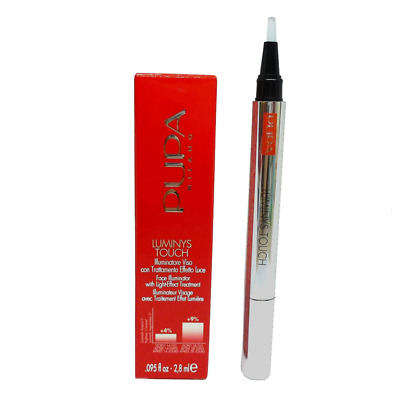 Pupa Luminy's Touch Face Illuminator - Concealer Highlighter Make Up Pen 2.8ml
