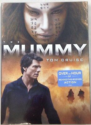 The Mummy (DVD, 2017) (5776-BR55)