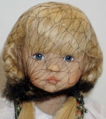 BONEKA 'FREDERICA' DOLL~ Sculpted by DIANNA EFFNER ~ 'TUESDAYS CHILD' Series- LE