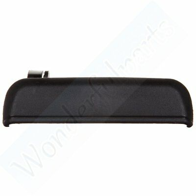 For 95-99 Tercel 96-98 Paseo 1Pc Door Handle  BlackExterior Rear Right Side