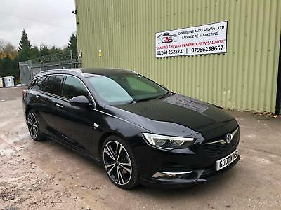 2017 VAUXHALL INSIGNIA SRi VX LINE NAV ESTATE 2.0CDTi UNRECORDED DAMAGED SALVAGE
