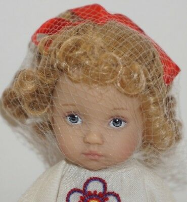 BONEKA EFFNER 'CAMPING UNDER THE STARS' DOLL~ 'TUESDAYS CHILD' Series - SIGNED!