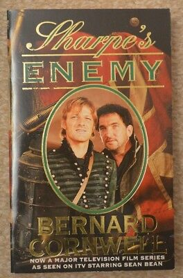 Sharpe's Enemy - Paperback by Bernard Cornwell - Good Condition