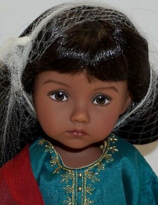 BONEKA 'LALITA' DOLL ~ SCULPTED by DIANNA EFFNER ~ 'MONDAY'S CHILD' Series - LE