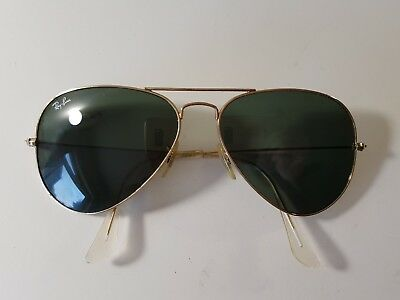 6b674364cc Rayban Aviator - Rb 3025 L0205 - Occhiali Da Sole Ray-Ban Made In Italy