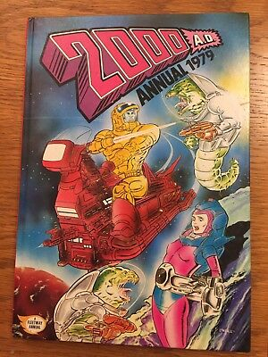 2000AD Annual 1979 Good condition