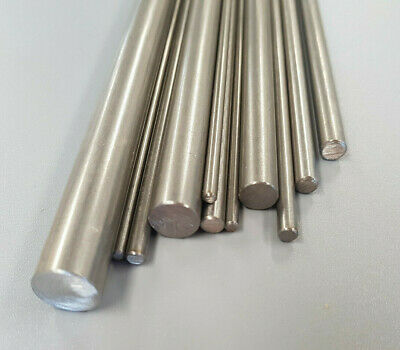 1.60mm upto 12mm Stainless Steel T303 Rod Round Bar 50mm upto 1000mm (1M) Long