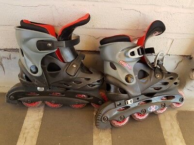 Adjustable roller blades size 11J-1