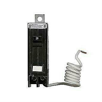 Eaton Cutler-Hammer QBGFT1020 Circuit Breaker with Ground Fault 1 Pole 20A 120V