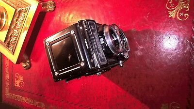 Walz Automat M44 twin lens reflex camera spares or repairs