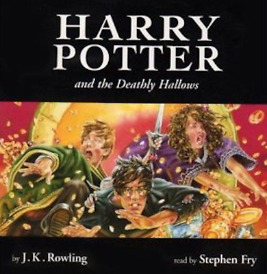 Harry Potter and the Deathly Hallows (Book 7) by J. K. Rowling - MP3 Audiobook