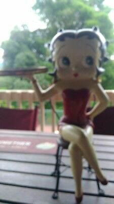 Betty Boop large statue