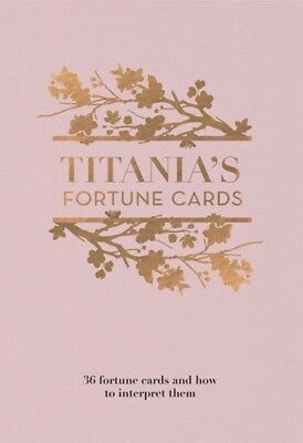 Titania Hardie - Titania's Fortune Cards : Book and Card Set