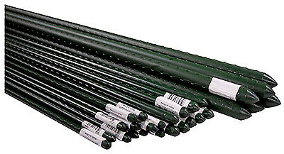 BOND MANUFACTURING CO 8-Ft. Super Steel Stakes, Each. SMG12042