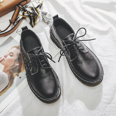 Womens shoes-British Dr. Martens Style(Combine postage)