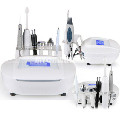 High Frequency Ultrasonic Skin Peeling Spots Acne Removal Beauty Facial Machine