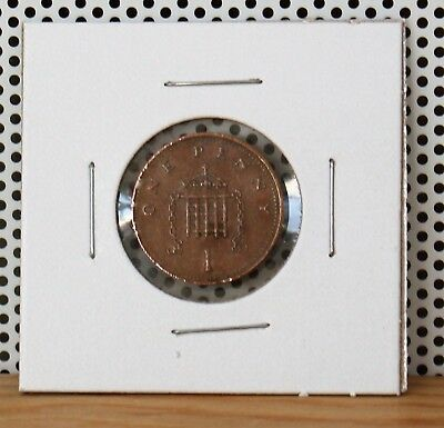 1987 1 Penny; UK; England; Great Britain; Circulated