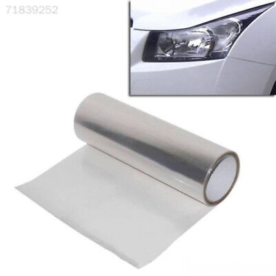 "4140 12""x48"" Clear Tint Bra Headlight Bumper Guard Film Sticker Decal Vinyl"