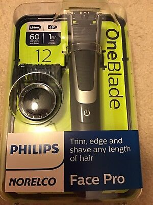 BRAND NEW PHILIPS One Blade Pro 12 QP6510/70