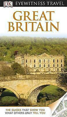 DK Eyewitness Travel Guide: Great Britain by Michael Leapman (Paperback, 2011)
