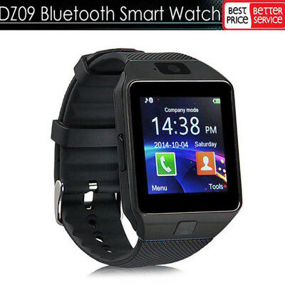 DZ09 Smart Watch Phone & Camera SIM Bluetooth Android Compatible Christmas Gift